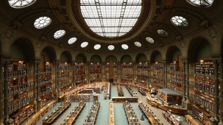 Kända bibliotek