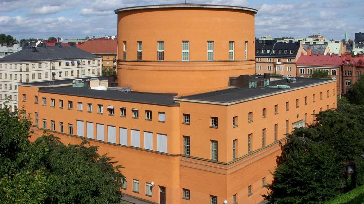 Stadsbiblioteket Stockholm